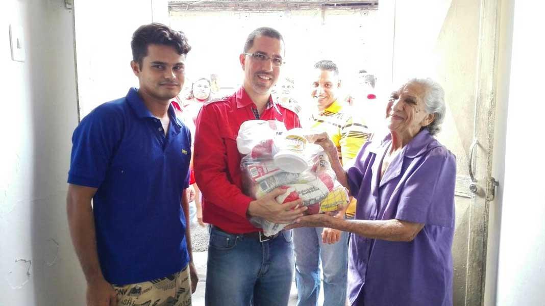 Gobierno Bolivariano celebro primer año de los CLAP en Delta Amacuro G 20170312-02