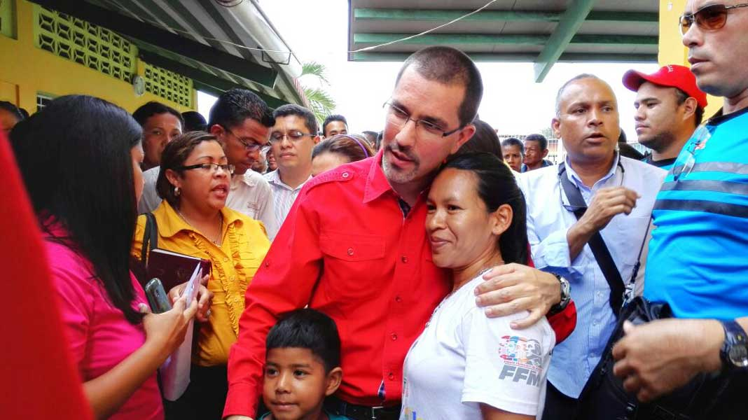 Gobierno Bolivariano celebro primer año de los CLAP en Delta Amacuro G 20170312-03