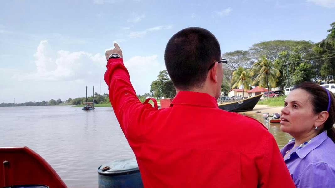 Gobierno Bolivariano celebro primer año de los CLAP en Delta Amacuro G 20170312-04