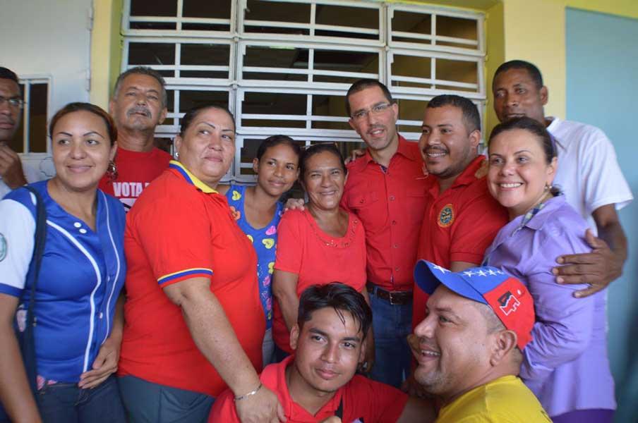 Gobierno Bolivariano celebro primer año de los CLAP en Delta Amacuro G 20170312-06