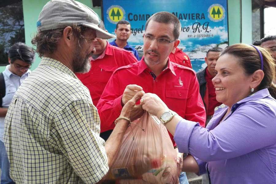Gobierno Bolivariano celebro primer año de los CLAP en Delta Amacuro G 20170312-07