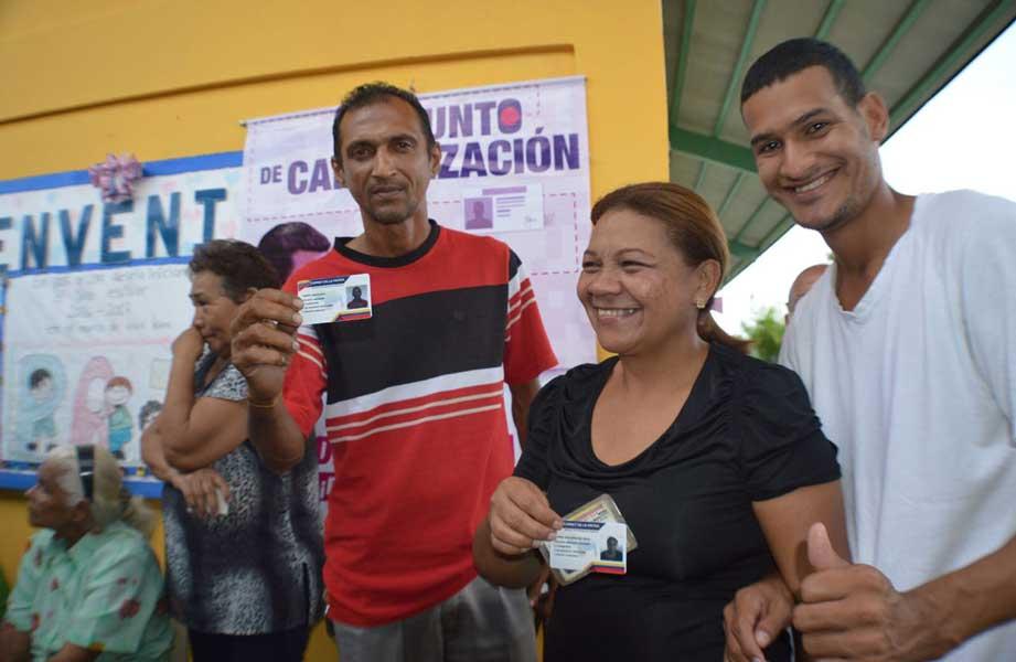 Gobierno Bolivariano celebro primer año de los CLAP en Delta Amacuro G 20170312-08