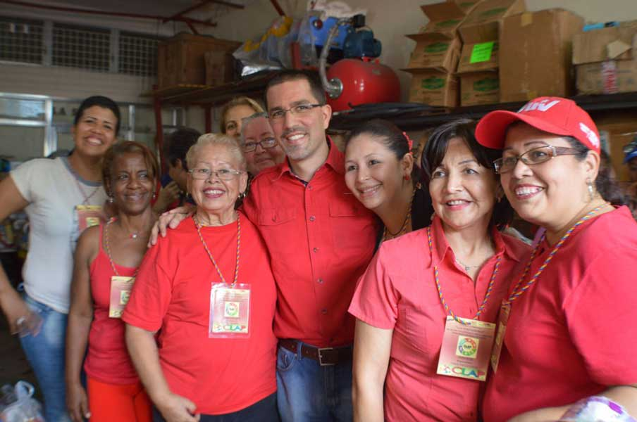 Gobierno Bolivariano celebro primer año de los CLAP en Delta Amacuro G 20170312-11
