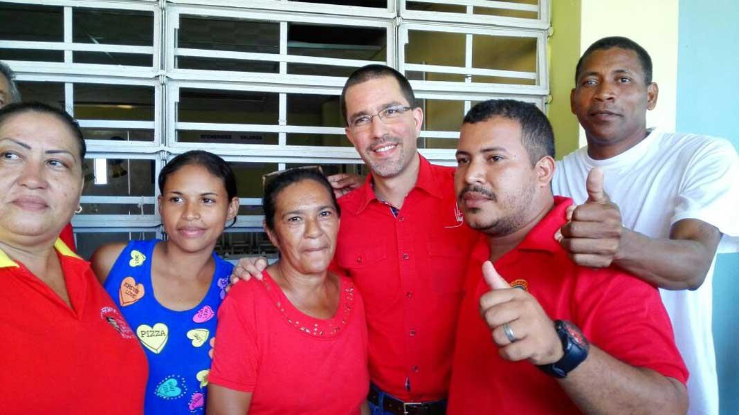 Gobierno Bolivariano celebro primer año de los CLAP en Delta Amacuro G 20170312-13