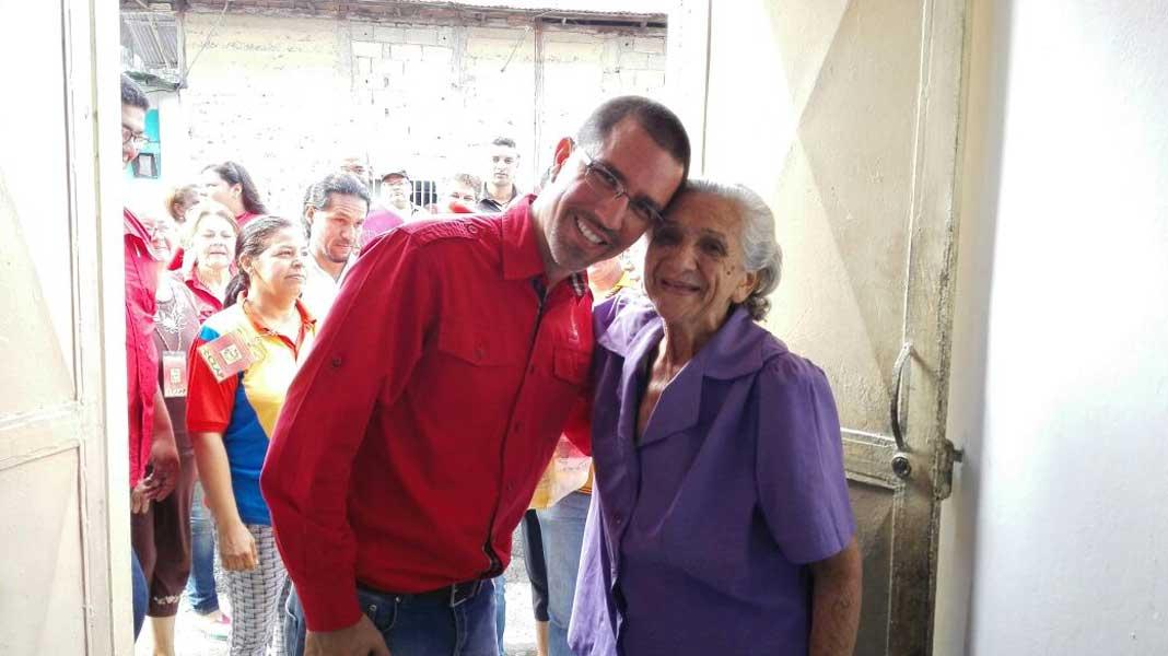 Gobierno Bolivariano celebro primer año de los CLAP en Delta Amacuro G 20170312-14