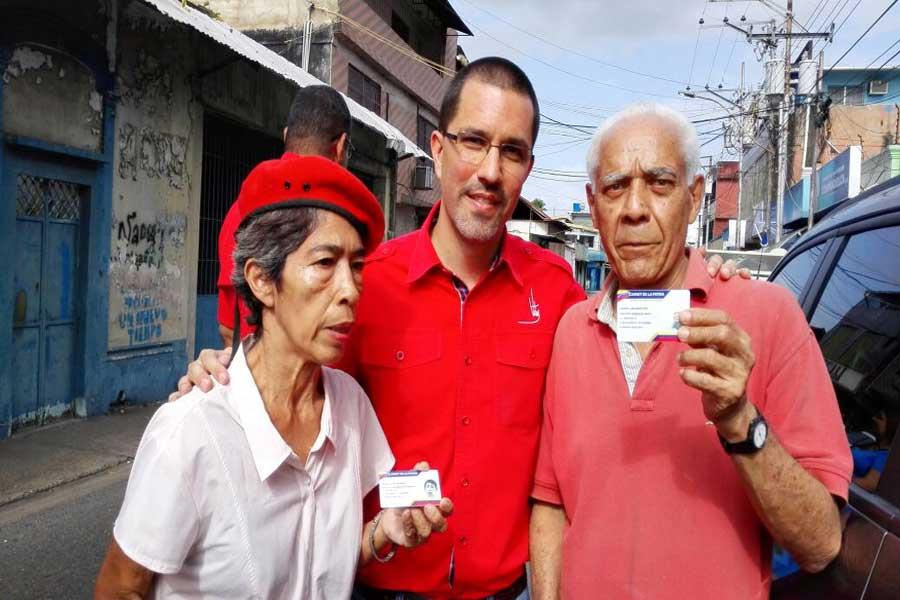 Gobierno Bolivariano celebro primer año de los CLAP en Delta Amacuro G 20170312-15