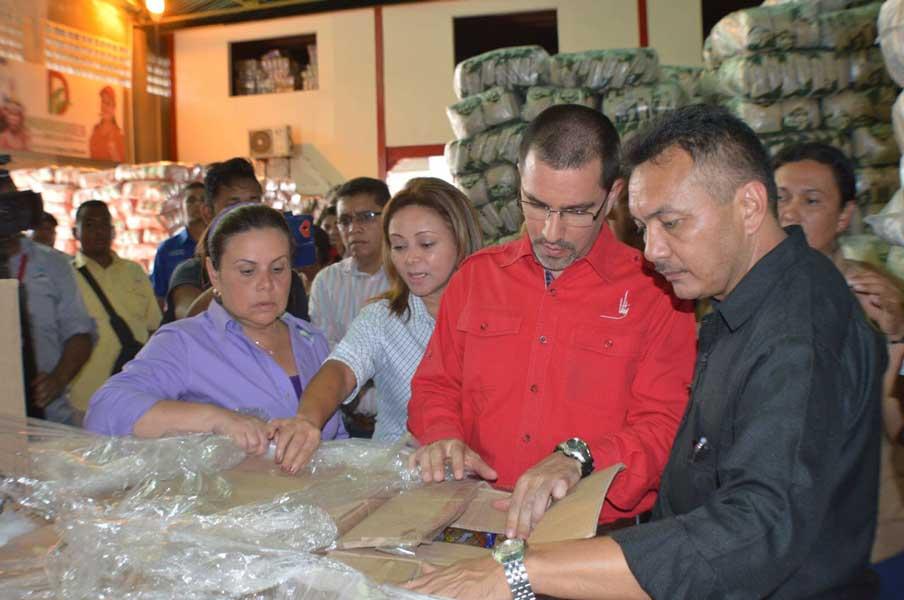Gobierno Bolivariano celebro primer año de los CLAP en Delta Amacuro G 20170312-18