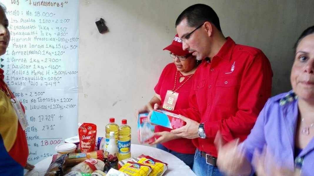 Gobierno Bolivariano celebro primer año de los CLAP en Delta Amacuro G 20170312-19