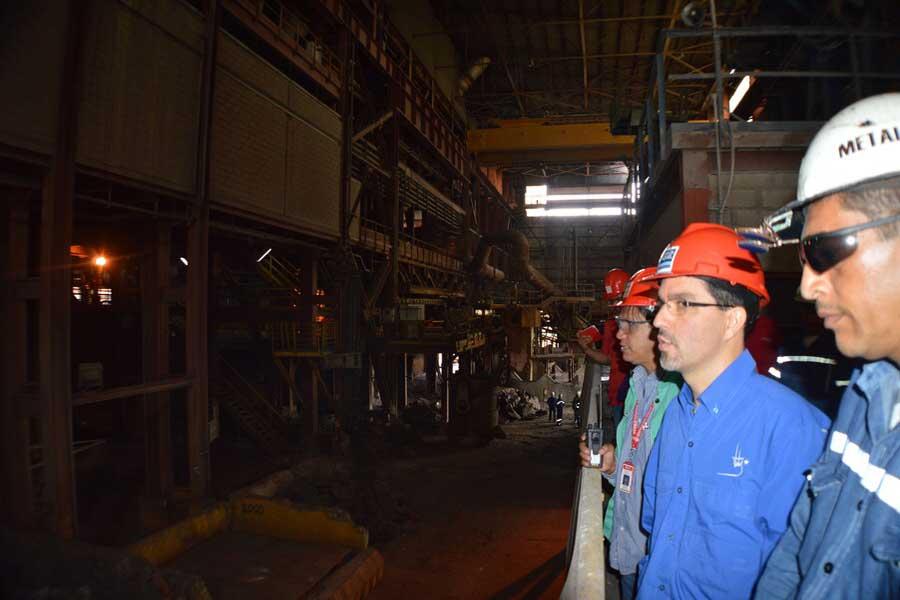 Motor Mineria apuntala plan de reactivacion de Loma de Niquel G 20170302-05