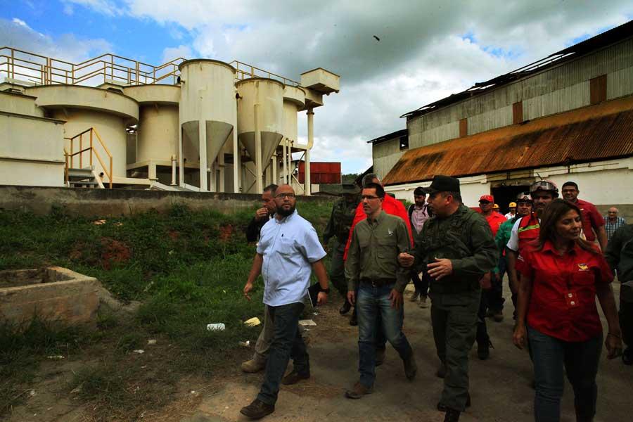 Reunion del Consejo Popular de la Mineria para acelerar Plan de Organizacion y Regularizacion G 20170317-12