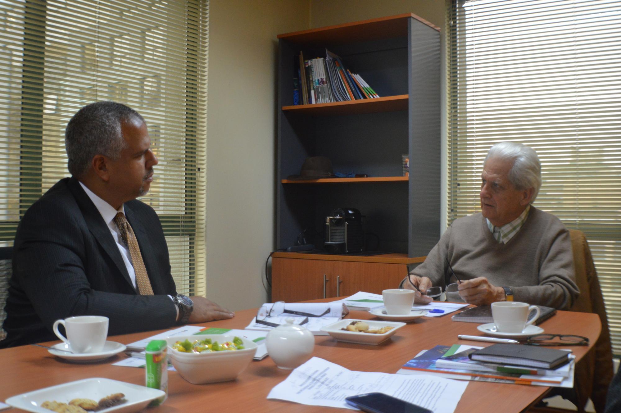 La Comisión Minera espera cooperar en el establecimiento de normas y procedimientos para impulsar el proceso de certificación venezolano