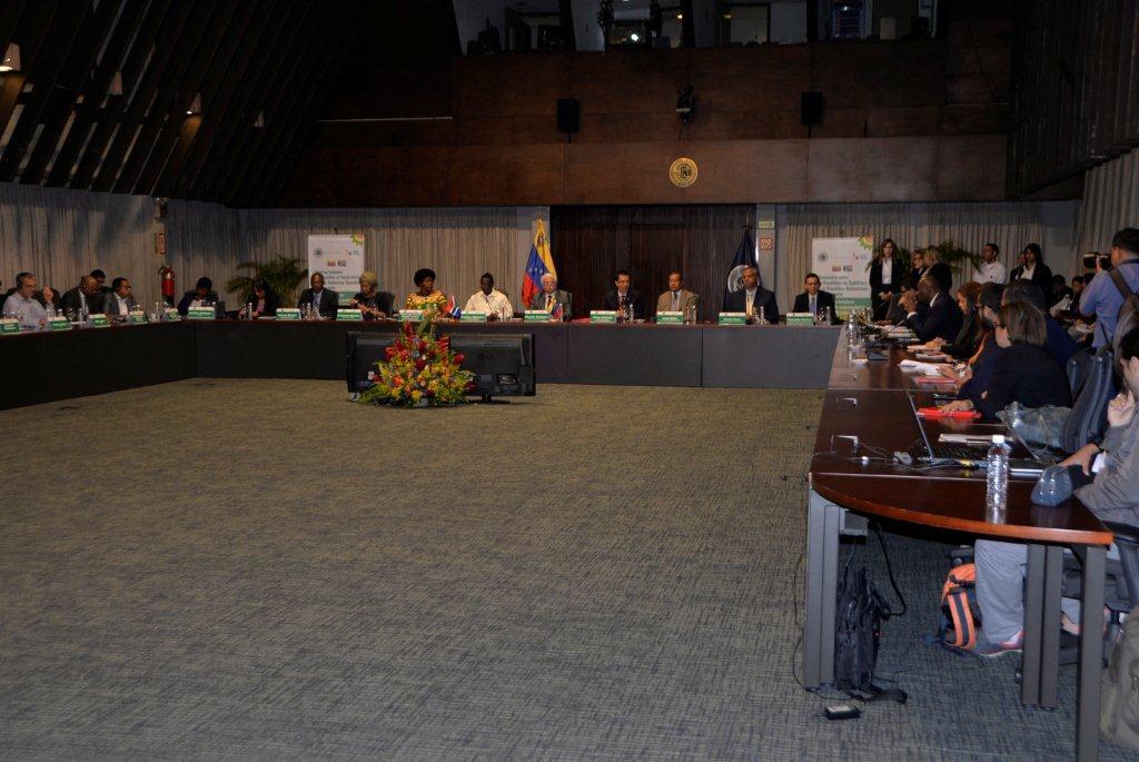 Las comisiones técnicas iniciaron las mesas de trabajo en la sede del BCV