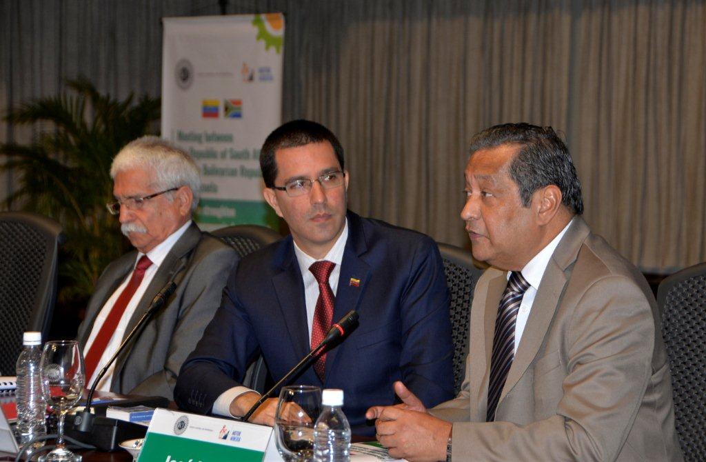 José Khan, director del BCV, ofreció detalles sobre el trabajo de la Oficina del Proceso Kimberley en Venezuela