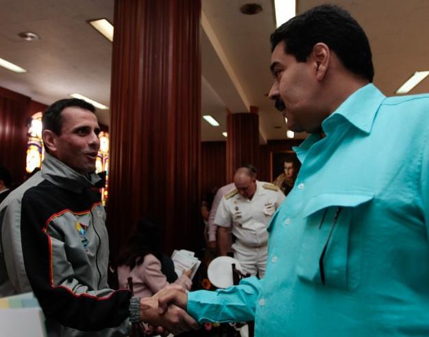 Nicolas-Maduro-Capriles-Radonsky
