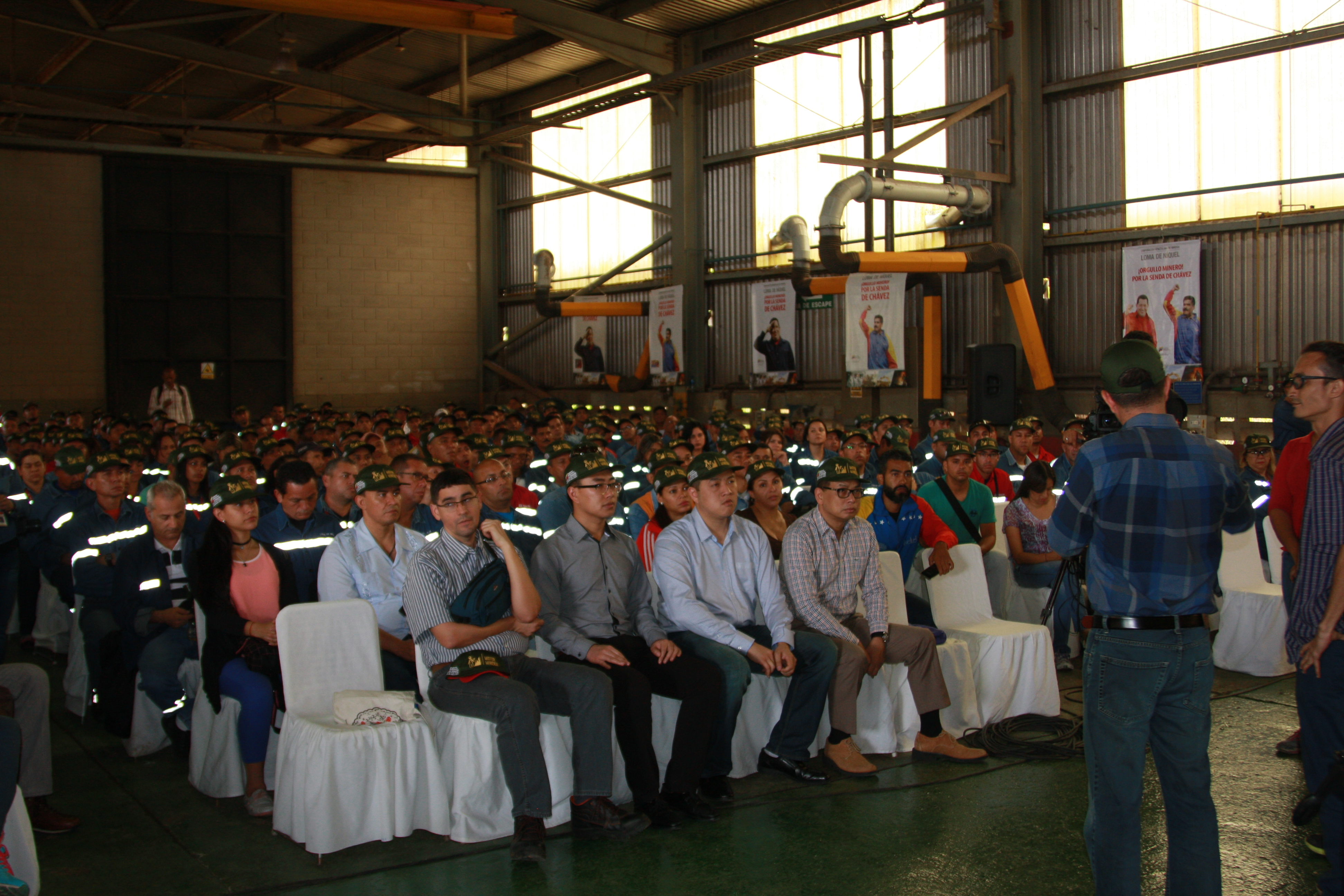 La nueva alianza garantizá la estabilidad laboral del colectivo de trabajadores
