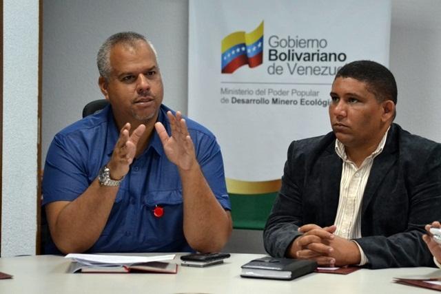 Instalado Consejo Directivo de la Fundación Misión Piar para garantizar la protección social de los pequeños mineros 1