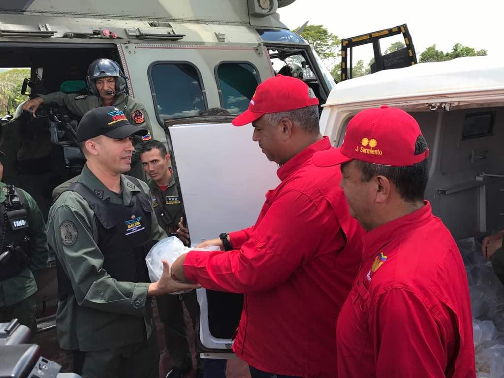 F1Pequeña Minería continúa dando aportes a la economía venezolana