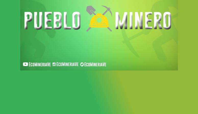 Pueblo Minero en redes