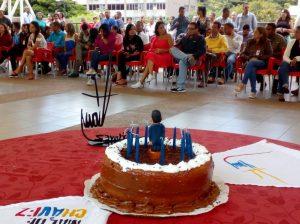 Homenaje cumpleaños Chavez 2