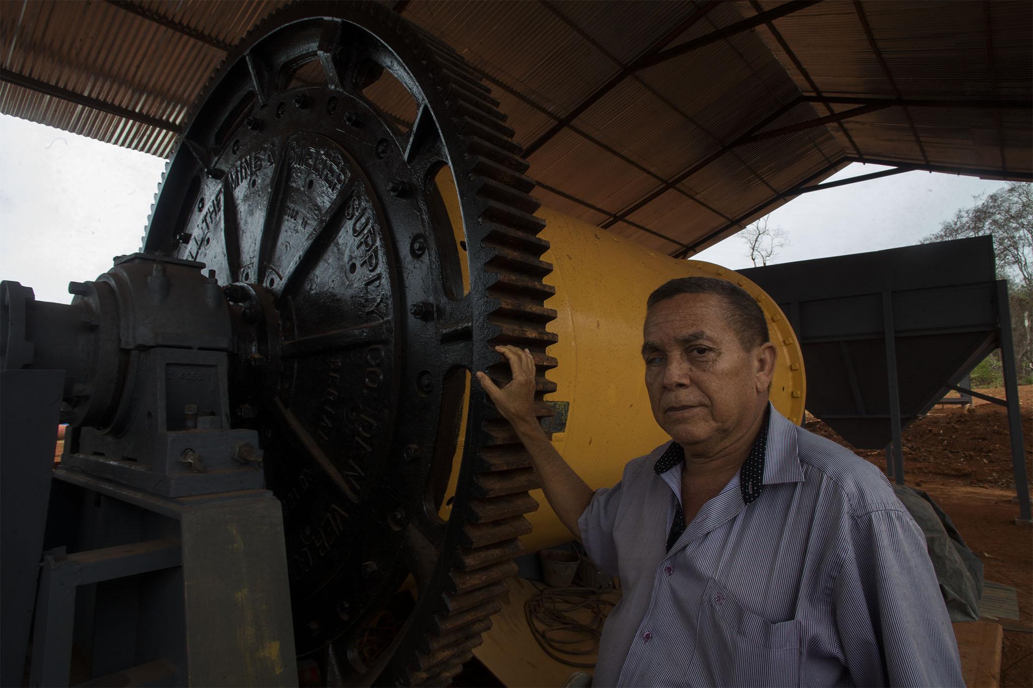 Minero de La Florinda Molino Rancho Grande - Foto Emili~1