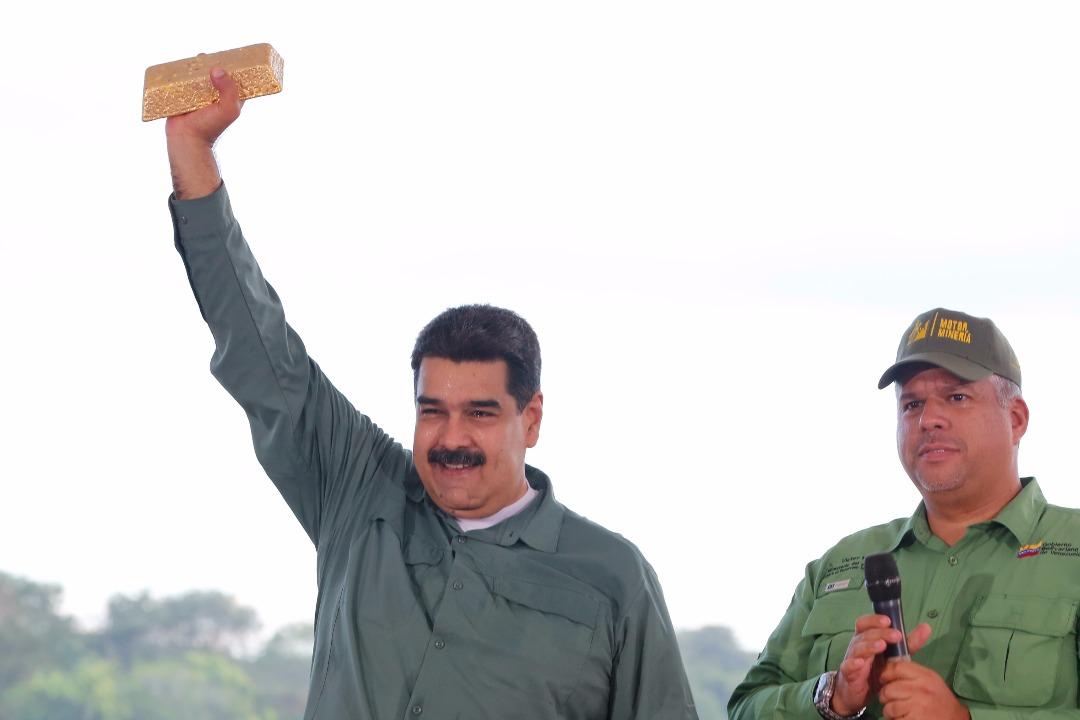 Arco Minero del Orinoco_Nicolás Maduro_5-12-2017 (2)