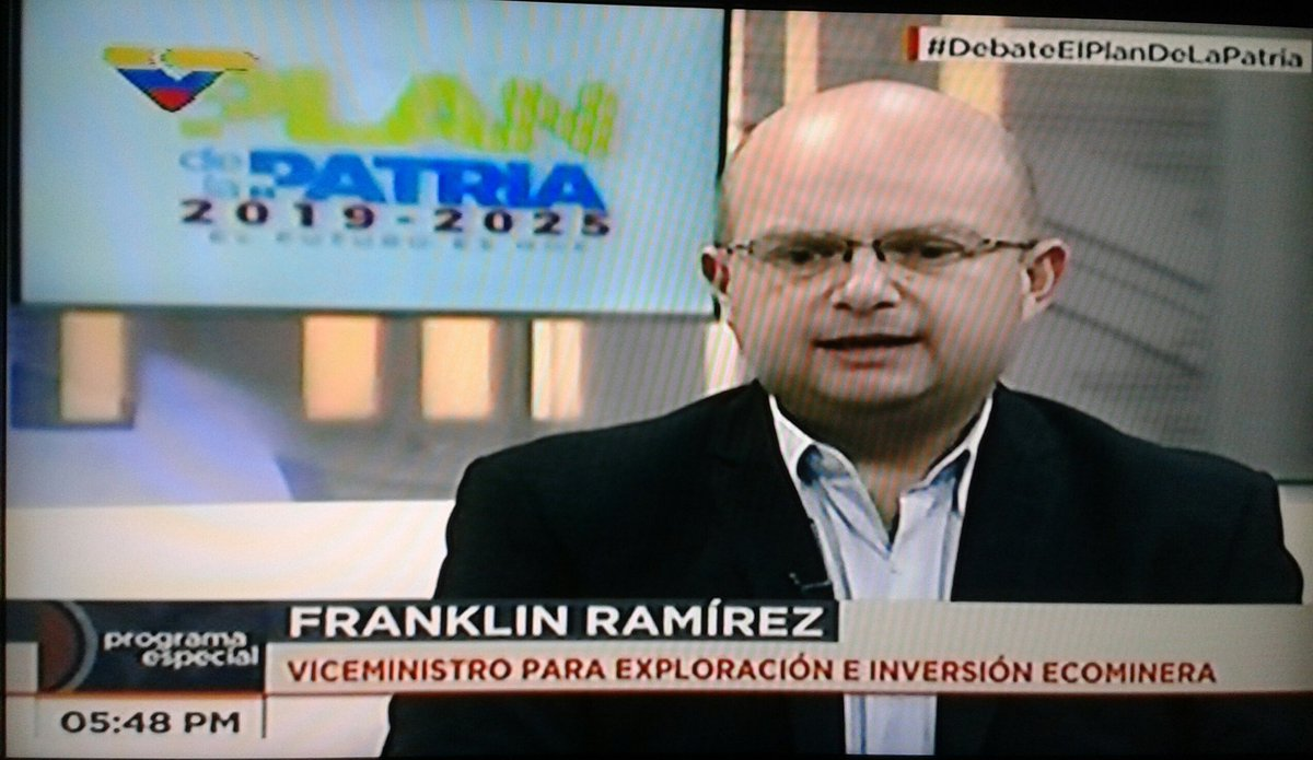 vice Franklin Ramirez