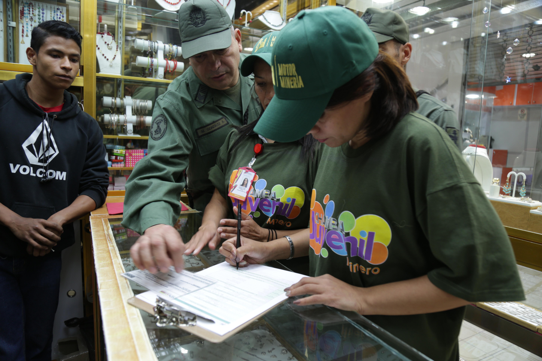 Chamba Juvenil Minera en Caracas 19-2-201839A6728