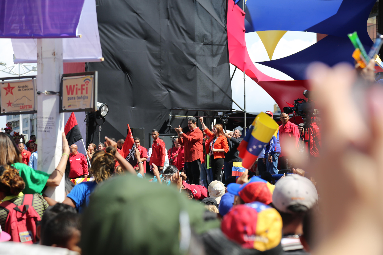 Maduro Diego Ibarra