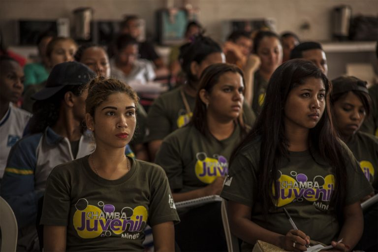 Induccion Jovenes Chamba Juvenil – Foto Emilio Gu