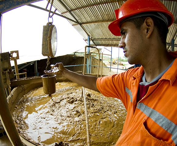 mediana y gran minería