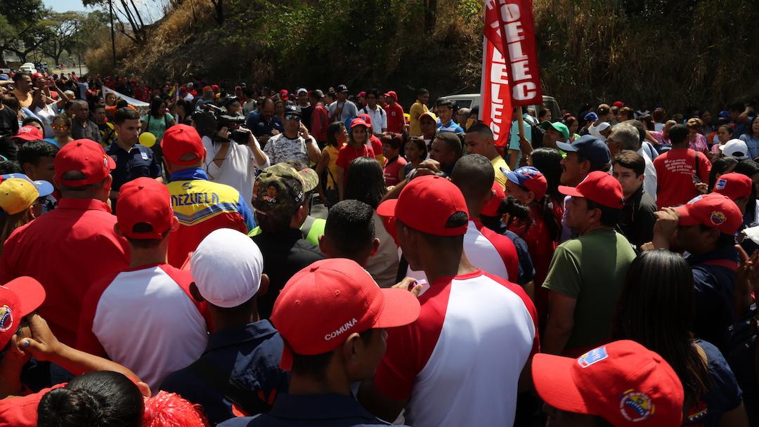Acompañamiento Antorcha Hugo Chavez 15.3 (7)