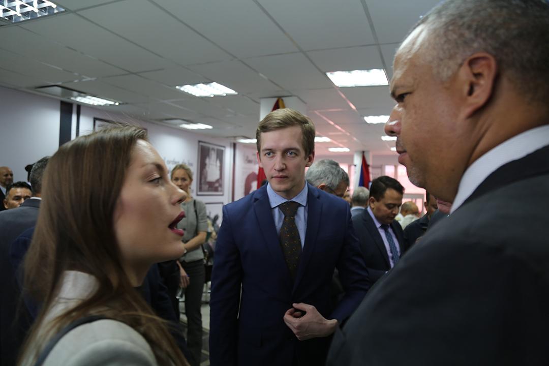 Comisión Intergubernamental Alto Nivel Rusia-Venezuela 2-4-18 (10)