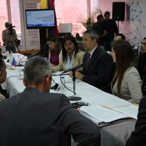 Comisión Intergubernamental Alto Nivel Rusia-Venezuela 2-4-18 (12)