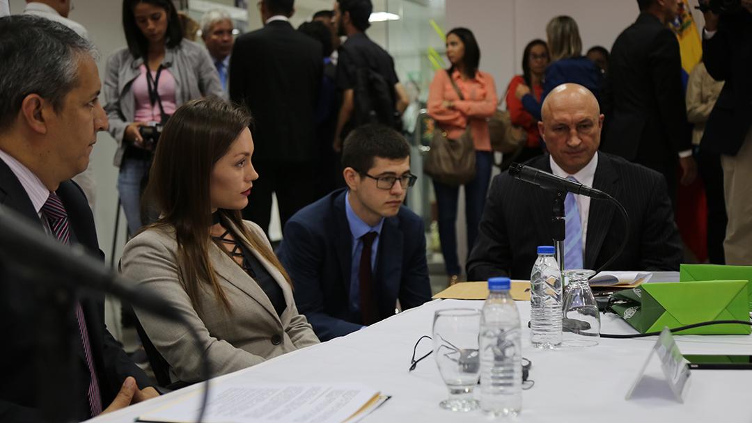 Comisión Intergubernamental Alto Nivel Rusia-Venezuela 2-4-18 (13)