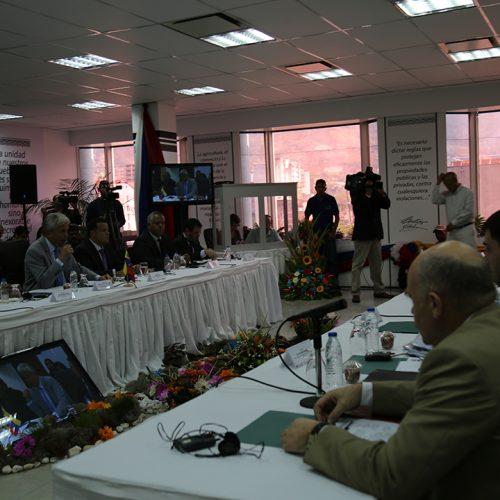 Comisión Intergubernamental Alto Nivel Rusia-Venezuela 2-4-18 (2)
