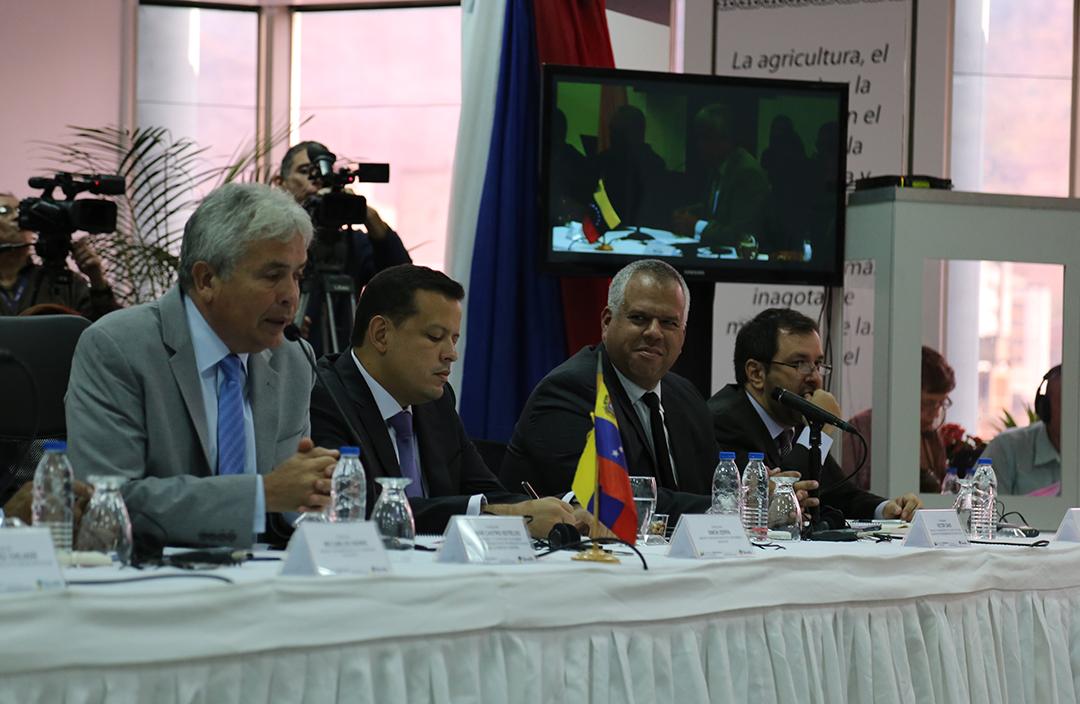Comisión Intergubernamental Alto Nivel Rusia-Venezuela 2-4-18 (3)