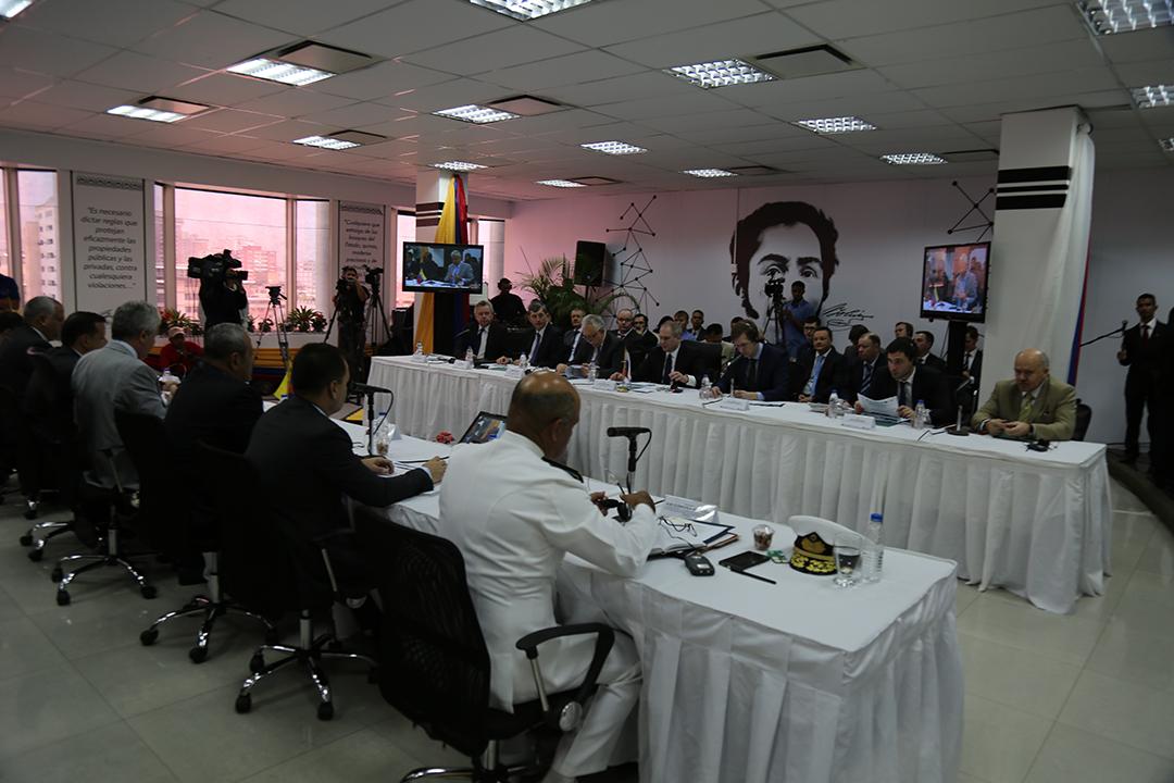 Comisión Intergubernamental Alto Nivel Rusia-Venezuela 2-4-18 (4)