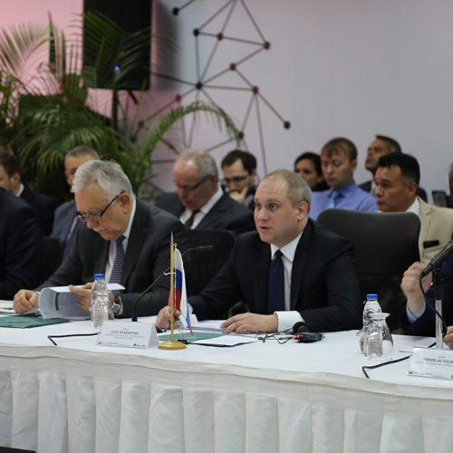 Comisión Intergubernamental Alto Nivel Rusia-Venezuela 2-4-18 (5)