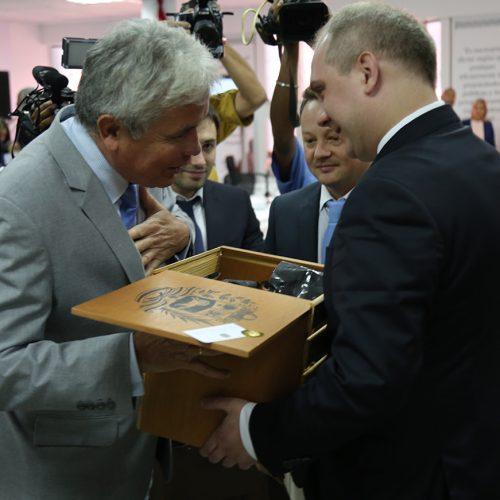 Comisión Intergubernamental Alto Nivel Rusia-Venezuela 2-4-18 (6)