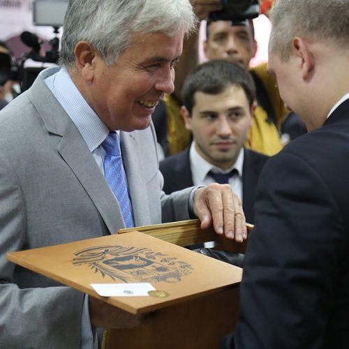 Comisión Intergubernamental Alto Nivel Rusia-Venezuela 2-4-18 (7)