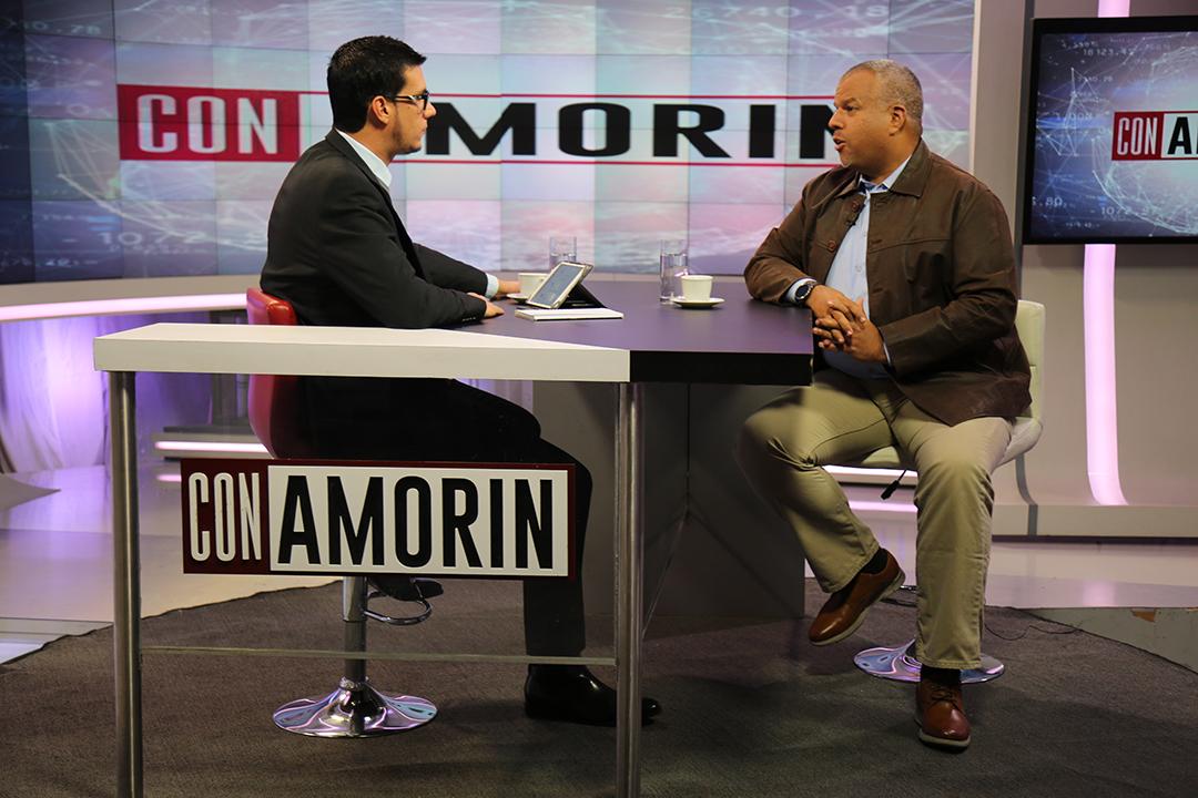 Entrevista Con Amorin VTV 26-3-18 (2)
