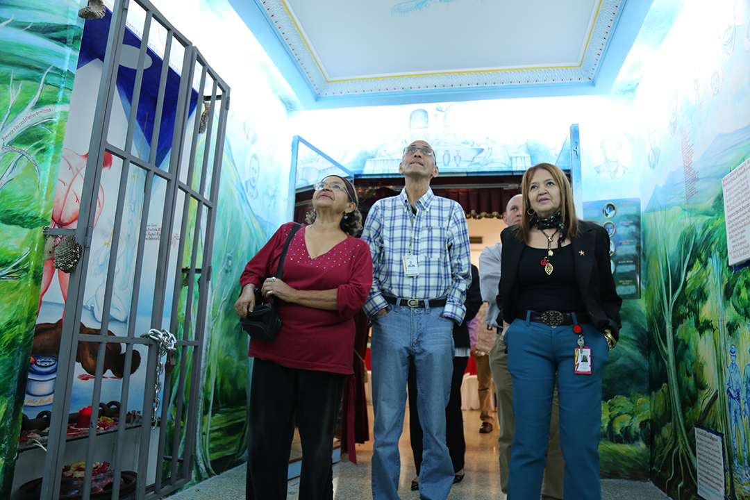 Visita Guiada al Salón de la Patria 22-3-18 (13)