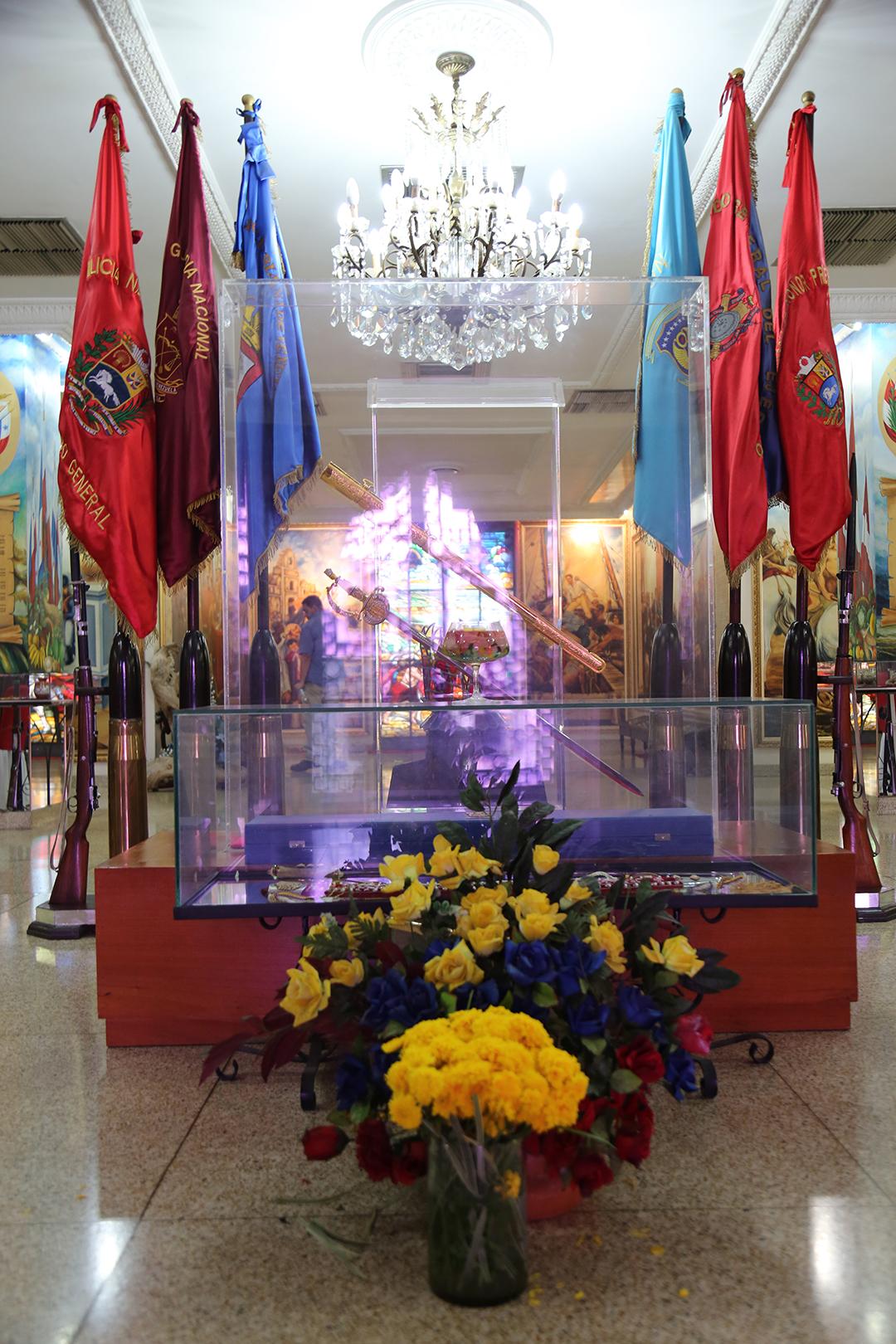 Visita Guiada al Salón de la Patria 22-3-18 (25)