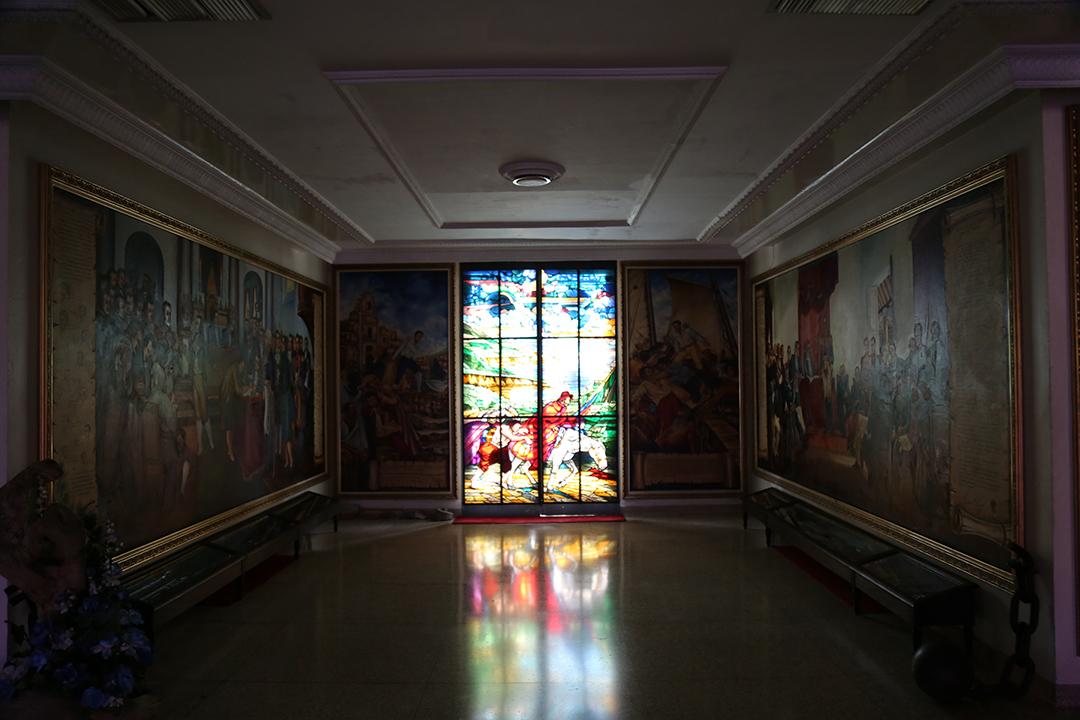 Visita Guiada al Salón de la Patria 22-3-18 (28)