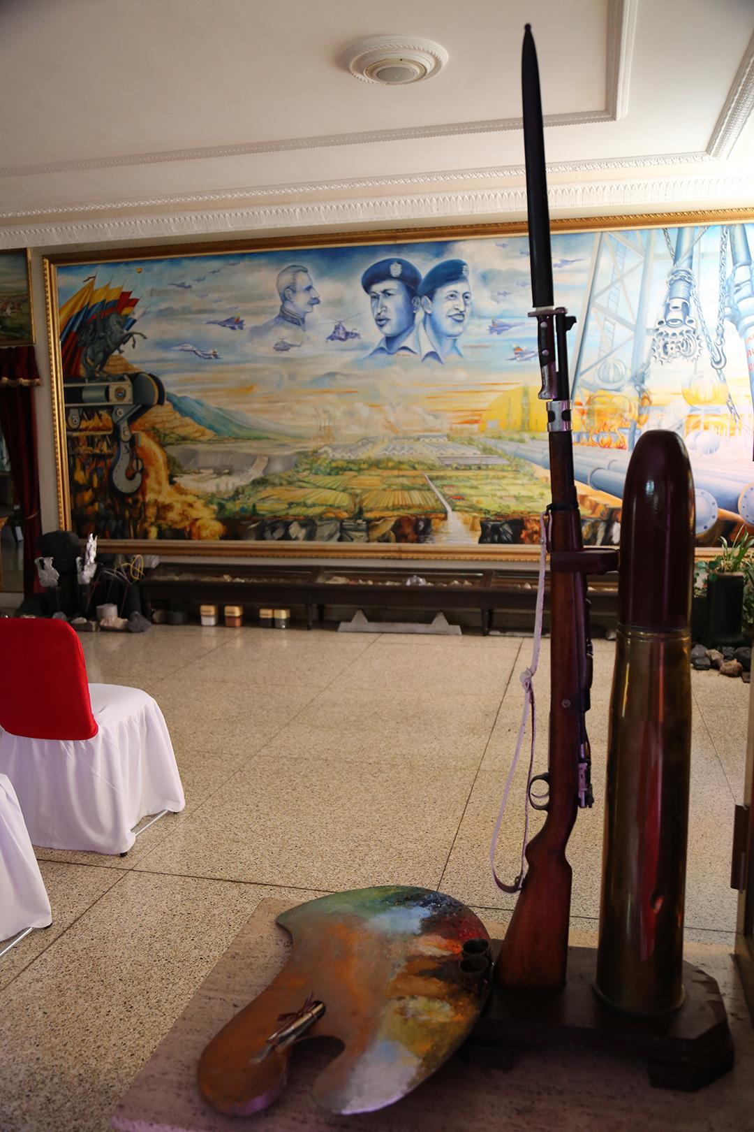 Visita Guiada al Salón de la Patria 22-3-18 (30)