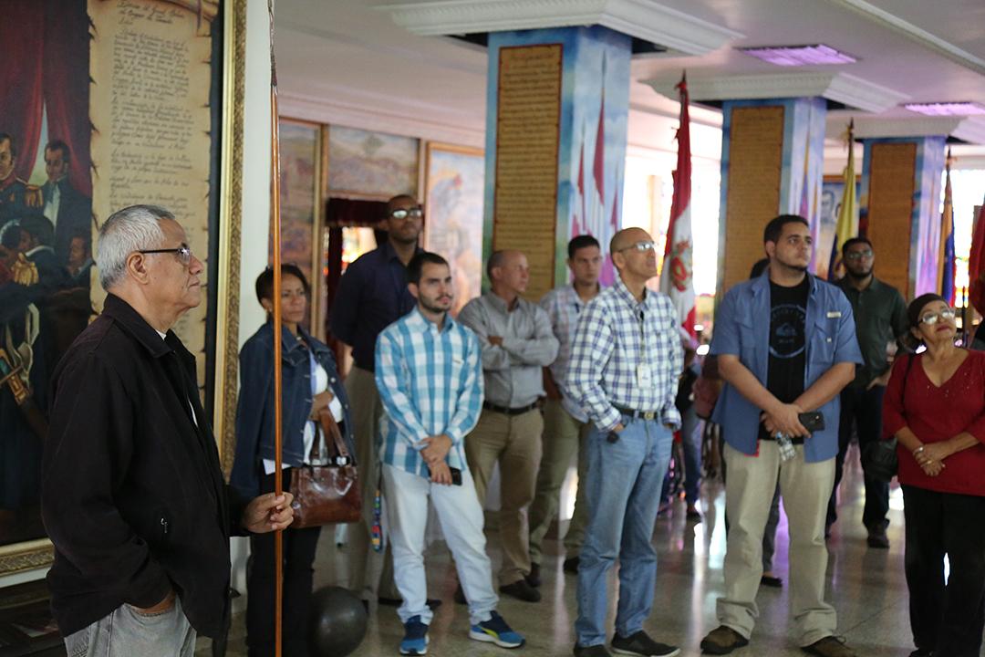 Visita Guiada al Salón de la Patria 22-3-18 (40)