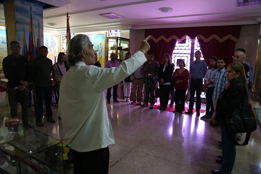 Visita Guiada al Salón de la Patria 22-3-18 (42)