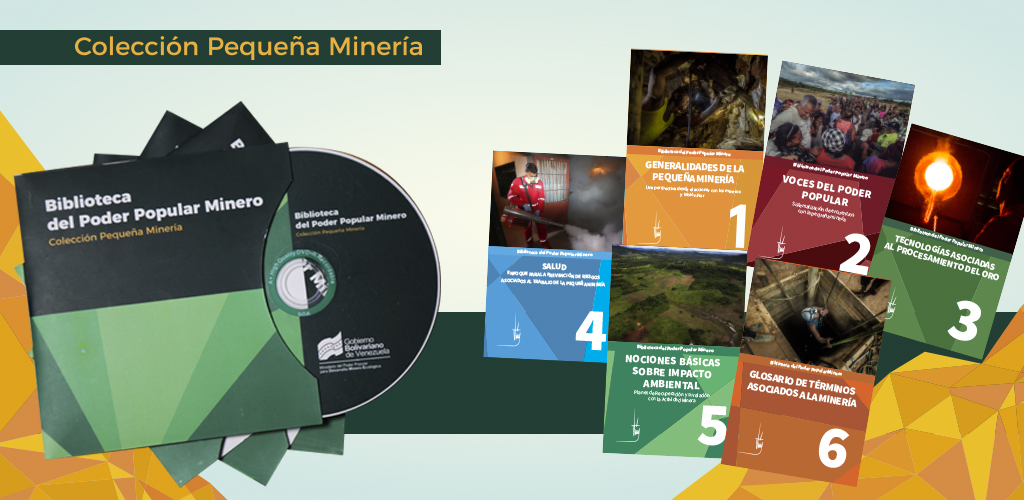 banner publicación pequeña minería